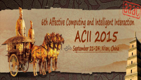 Conference on Affective Computing and Intelligent Interaction (ACII 2015)