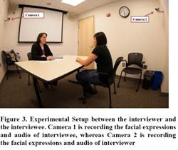 Example of Job Interview Simulation in the MACH project